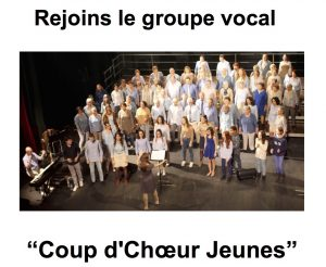 """Coup d'Chœur """"Jeunes"""""""